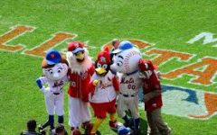 Sports Mascots Being Offensive