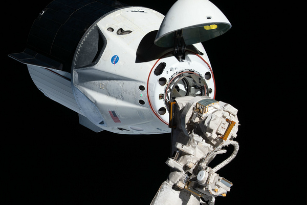 SpaceX Dragon Module