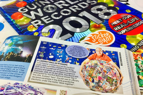 The Guinness World Record contains thousands of different and interesting records held by people all over the world.
