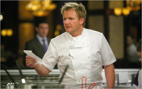Celebrity Spotlight: Gordon Ramsay