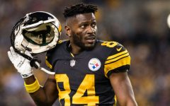 Antonio Brown Goes to the Raiders