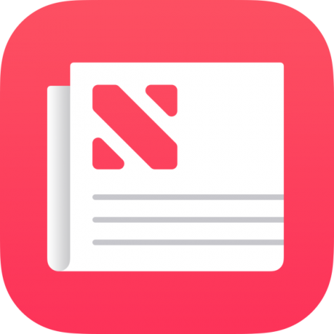 Apple News Icon