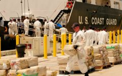 Largest Cocaine Bust  in 25 years