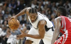 "Kawhi Leonard's ""Helluva Shot"" Allows Raptors to Advance"