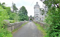 Dog Suicide Bridge in Scotland