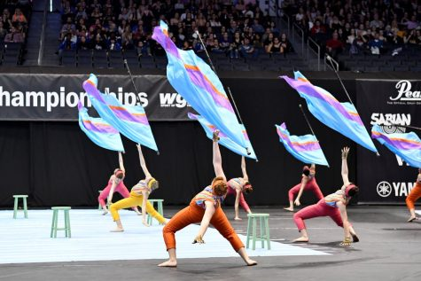 About WGI: Color Guard Championships