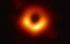 The First Picture of a Black Hole