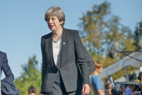 British Prime Minister Theresa May Resigning