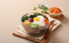 J's Korean Cuisine:Chicken and Bibimbap Restaurant Review