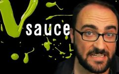 Celebrity Spotlight on Vsauce