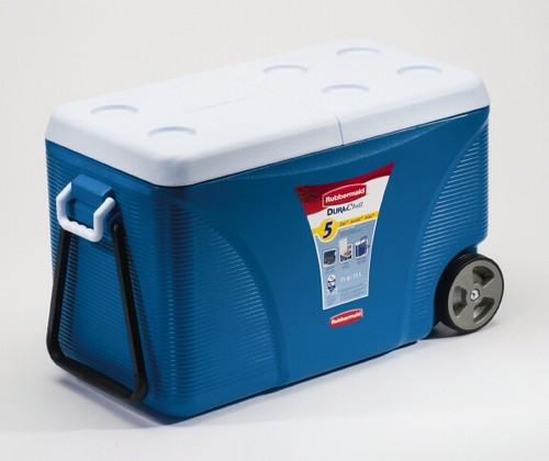 Keep an eye out for the blue coolers at both lunches to donate your unopened food
