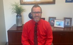 New Kraemer Principal, Mr. Young
