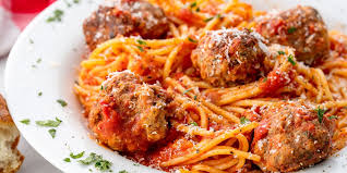 Yikes! Remember this before ordering the world's best spaghetti and meatballs