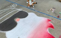 Chalk Art Contest