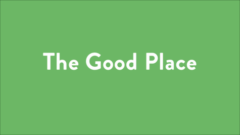 The good place... it's a good show, very good show