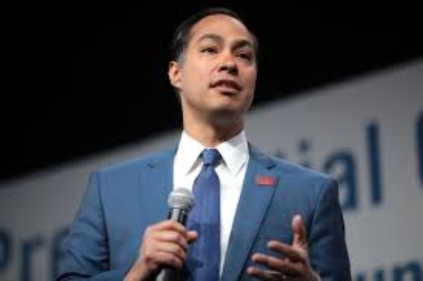 Julian Castro is one of the lesser known candidates running in 2020