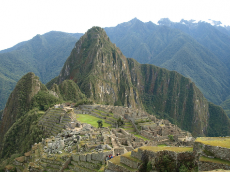 Machu Picchu is one of the most well known historical locations in Peru.