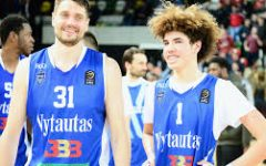 Lamelo Ball Succession
