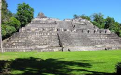Mayan Palace In Yucatan Jungle Has Human Remains Inside