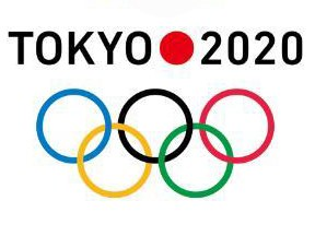 This is the logo of the 2020 olyics and it is under a threat of the Coronavirus