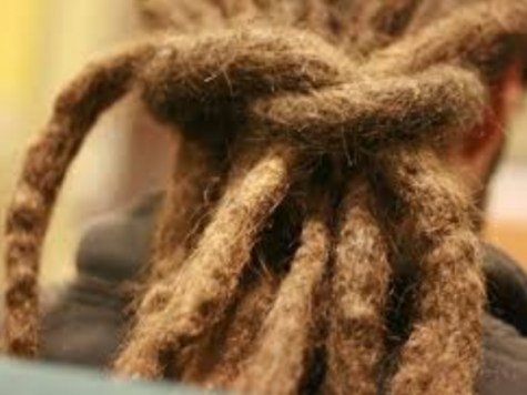 This is what dreadlocks look like. This is what got banned.