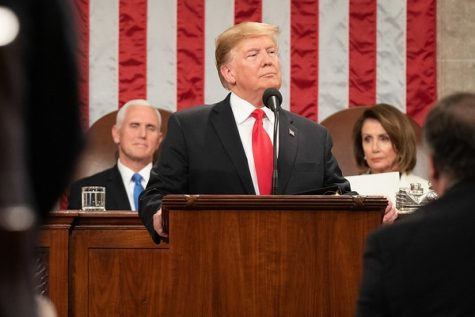The State of the Union is a speech that takes place every year, spoken by the President of the United States