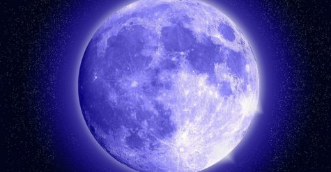 Rare Blue Moon will Appear on Halloween