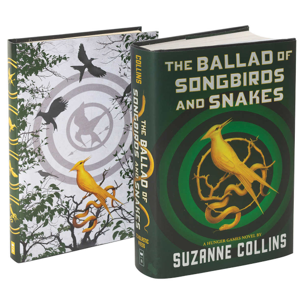The Ballads of the Songbirds and Snakes