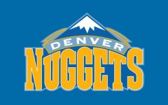 NBA team logo for the Denver Nuggets.