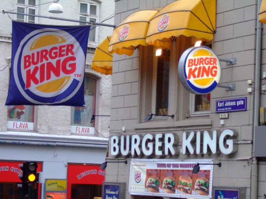 Burger King Exploits Twitch for Advertisement