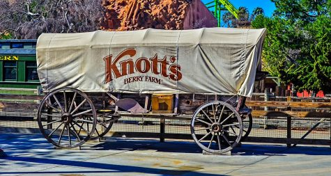 Top 4 Desserts at Knott's Berry Farm