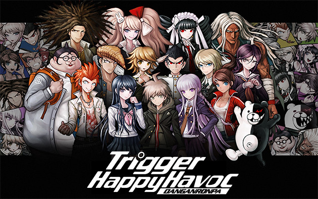What is Danganronpa?